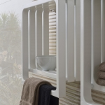 Tubes Elements Montecarlo Towel Rail